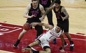 Penn State Wisconsin Basketball
