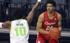 Quentin Grimes Houston Cougars