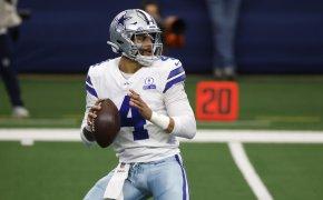 Dak Prescott, QB, Dallas Cowboys