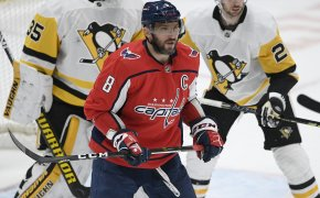 Pittsburgh Penguins vs Washington Capitals odds April 29th - Alex Ovechkin