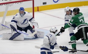 Dallas Stars vs Tampa Bay Lightning odds April 29th - Andrei Vasilevskiy