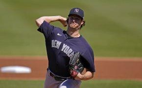 Gerrit Cole, Pitcher, New York Yankees