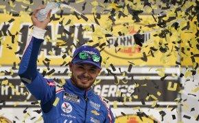 NASCAR Goodyear 400 odds - Kyle Larson & Kevin Harvick