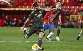 Manchester United vs Granada