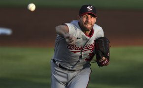 Max Scherzer, Pitcher, Washington Nationals