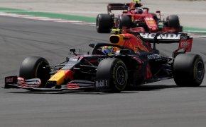 Formula 1 Spanish Grand Prix - Max Verstappen & Sergio Perez