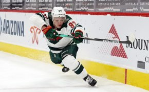 Kirill Kaprizov, Forward, Minnesota Wild