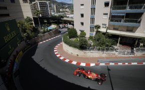 Formula 1 2021 Monaco Grand Prix - Verstappen - Leclerc