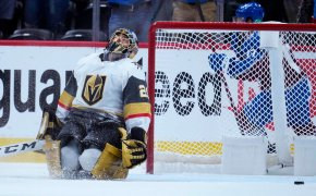 Colorado Avalanche vs Vegas Golden Knights Series Odds - Marc-Andre Fleury