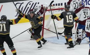 Vegas Golden Knights vs Colorado Avalanche Game 5 odds NHL Playoffs