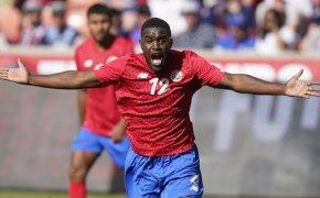 Suriname vs Costa Rica