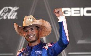 NASCAR Ally 400 odds - Larson, Hamlin and Truex Jr