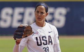 Cat Osterman, USA Softball