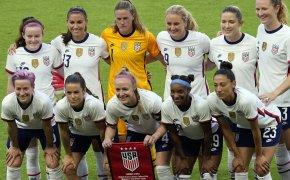 2020 Olympic Women's Soccer