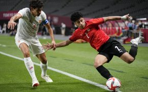 Spain vs Ivory Coast