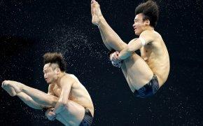 Tokyo Olympics Diving