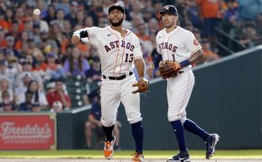 Astros position players