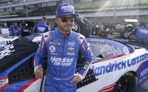NASCAR FireKeepers Casino 400 odds - Kyle Larson and Kevin Harvick