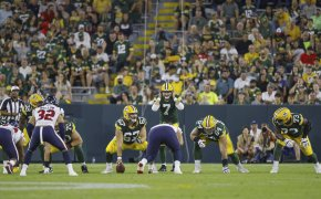 Packers 3rd string QB
