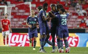 PSV vs Benfica
