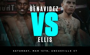 Benavidez vs Ellis odds