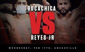 Bocachica vs Reyes Jr