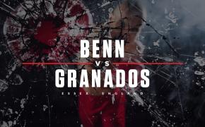 Conor Benn vs Adrian Granados