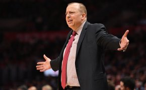 Tom Thibodeau looking for an explanation