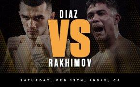 Diaz vs Rakhimov