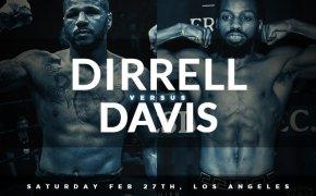 Dirrell vs Davis odds