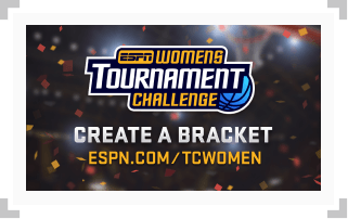 ESPN Women's Tournament Challenge screenshot
