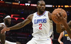 Kawhi Leonard, Los Angeles Clippers