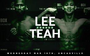 Lee vs Teah