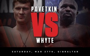 Povetkin vs Whyte II - WBA Heavyweight