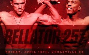 Bellator 257 - Vadim Nemkov vs Phil Davis