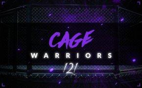 Cage Warriors 121 - Agy Sardari vs Donovan Desmae