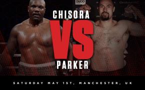 Dereck Chisora vs Joseph Parker odds