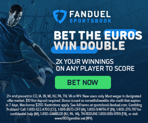 fanduel bet the euro win double