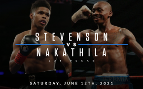 Shakur Stevenson vs Jeremiah Nakathila odds - June 12th