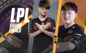 LPL Grand Finals - FunPlus Phoenix vs Royal Never Give Up