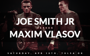 Joe Smith Jr. vs Maxim Vlasov odds