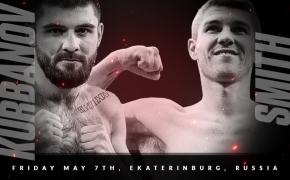 Magomed Kurbanov vs Liam Smith odds - May 7th