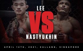 Lee vs Nastyukhin - ONE Championship