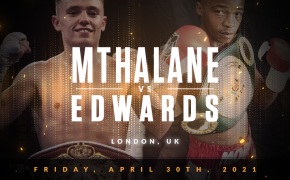 Mthalane vs Edwards Odds - April 30th