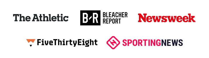 Logos of SBD media partners