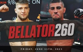 Bellator 260 odds - Douglas Lima vs Yaroslav Amosov