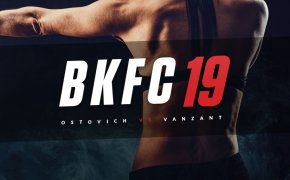BKFC 19 odds - VanZant vs Ostovich