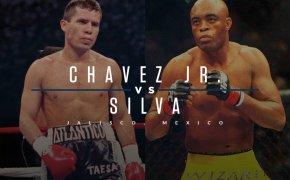 Julio Cesar Chavez Jr. vs Anderson Silva odds