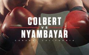 Chris Colbert vs Tugstsogt Nyambayar odds