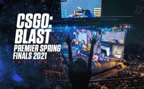 CS:GO BLAST Premier Spring Finals 2021 odds - Gambit & Natus Vincere